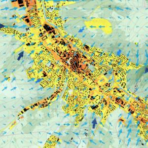 Neue Klimakarten Kanton Basel-Land liegt vor