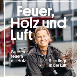 Feuer, Holz und Luft: Informationen der Luftreinhalte-Fachstellen der Ostschweizer Kantone und des Fürstentums Liechtenstein über Holzfeuerungen