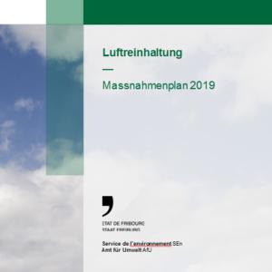 Kanton Freiburg: Ein neuer Massnahmenplan für bessere Luft